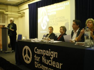 People at the CND National Conference